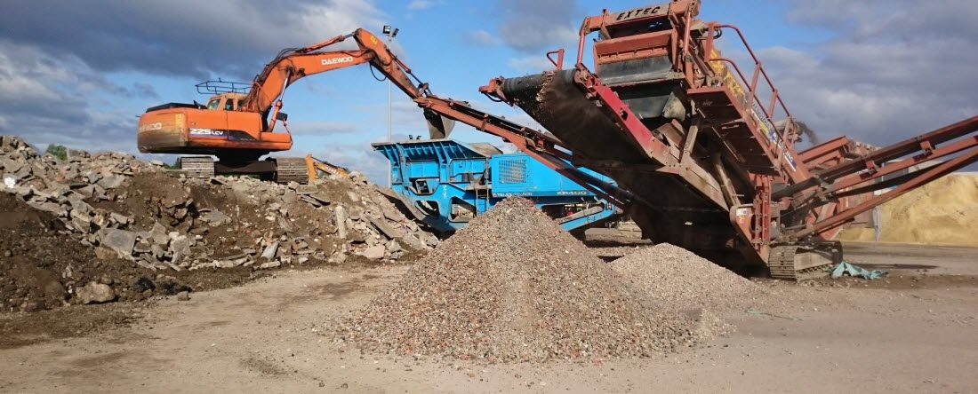 Aggregate Suppliers