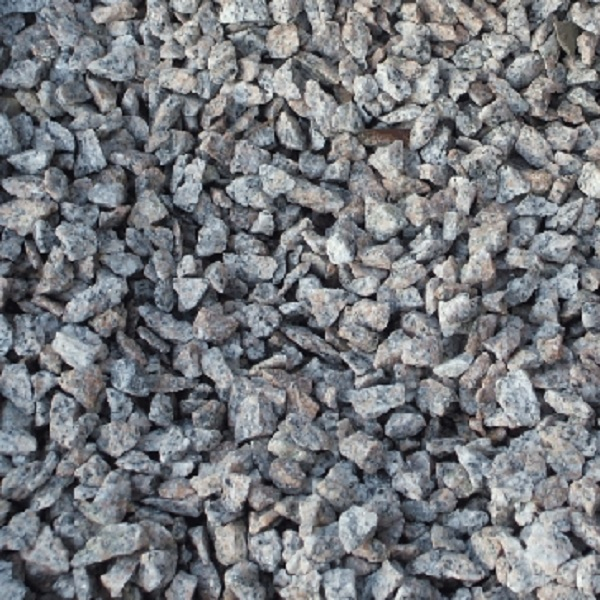 blue granite chips
