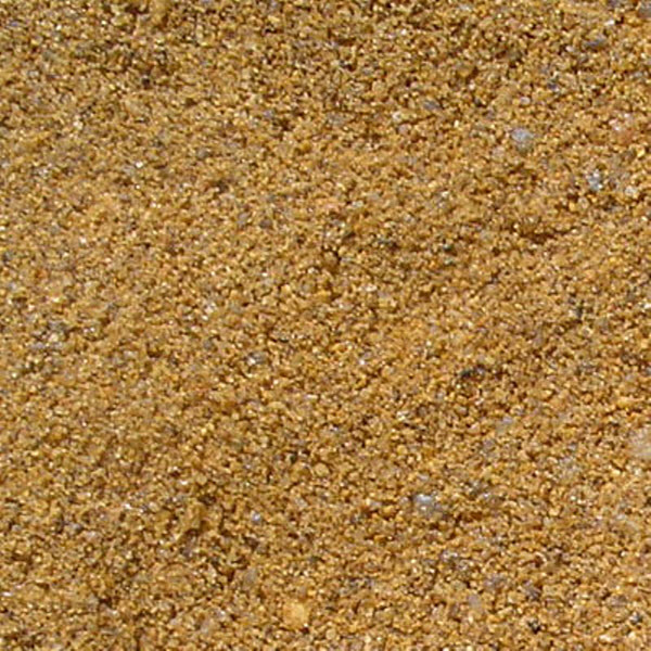 natural sharp sand